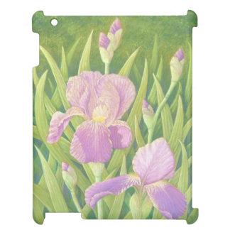 Irises at Wisley Gardens, Surrey iPad Case