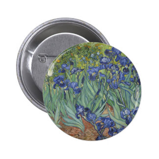 Irises by Van Gogh Blue Iris flowers Pins