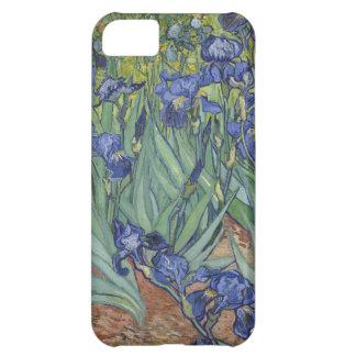 Irises by Van Gogh Blue Iris flowers iPhone 5C Covers
