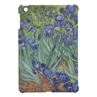 Irises by Van Gogh Blue Iris flowers iPad Mini Case