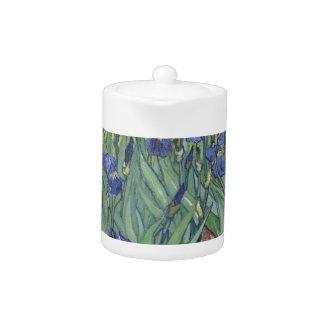 Irises by Van Gogh Blue Iris flowers