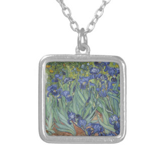Irises by Van Gogh Custom Jewelry
