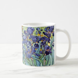 Irises by Vincent van Gogh 1898 Coffee Mug