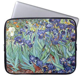 Irises by Vincent van Gogh 1898 Laptop Sleeve
