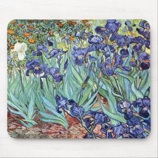Irises by Vincent van Gogh 1898 Mouse Mat