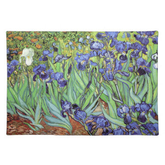 Irises by Vincent van Gogh Placemat