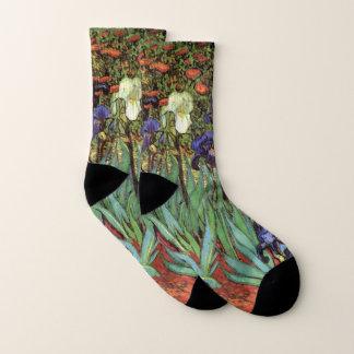 Irises by Vincent van Gogh, Vintage Garden Art 1