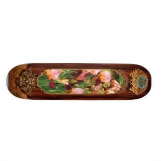 Irises - GY Morrison Skate Decks