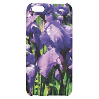 Irises Princess Royal Smith iPhone 5C Case