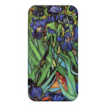 Irises, Saint-Remy, Van Gogh iPhone 4/4S Cover