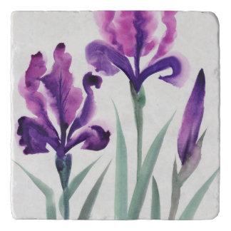 Irises Trivet