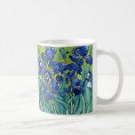 Irises Vincent van Gogh Painting Mug