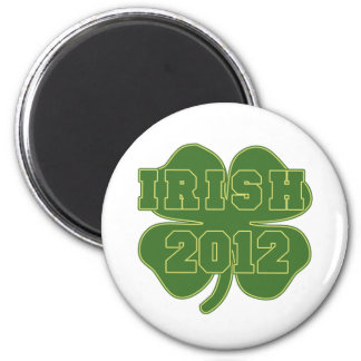 Irish 2012 fridge magnet