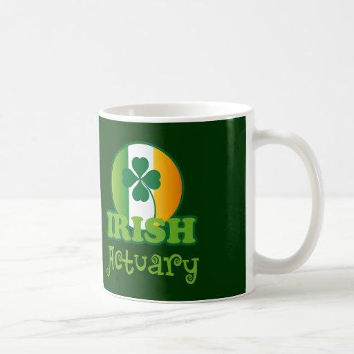 Irish Actuary Gift Mug