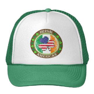 Irish American Mesh Hat