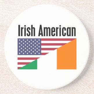 Irish American Drink Coasters
