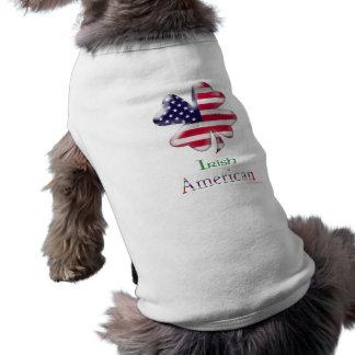 Irish American Doggie Tee