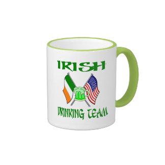 Irish American Drinking Team, Saint-Patrick's Day Ringer Mug