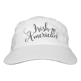 Irish American Entwined Hearts Cap Hat