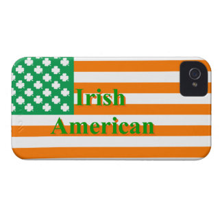 Irish american flag Case-Mate iPhone 4 case