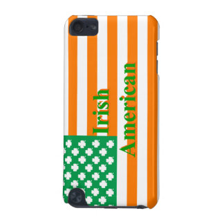 Irish american flag iPod touch (5th generation) case