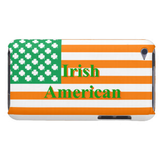 Irish american flag iPod touch cover