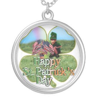 Irish American Leprechaun Pendants