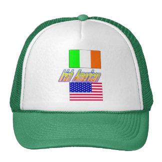 Irish american merchandise cap