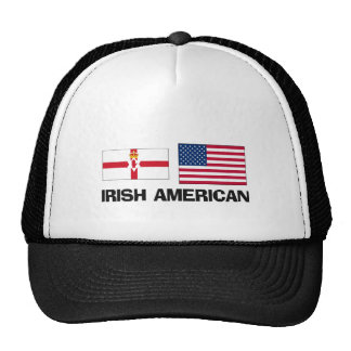 Irish American Mesh Hats