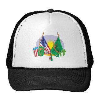 Irish American Pride Trucker Hats