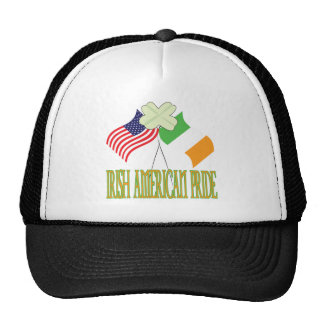 Irish American Pride Mesh Hats