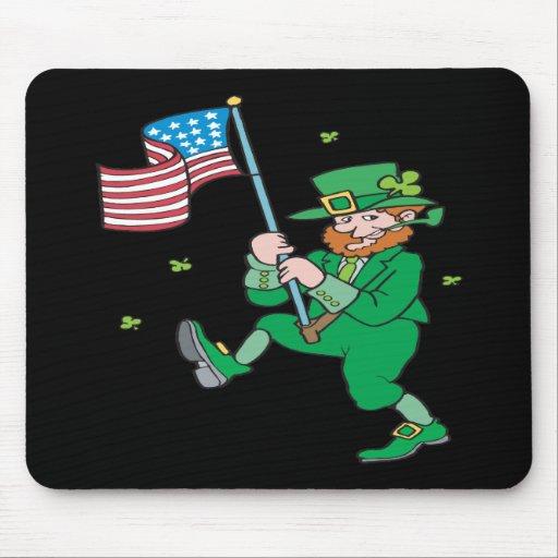 Irish American Pride Mousepad