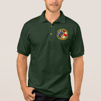 Irish American Pride Polo Shirt