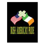 Irish American Pride Postcard