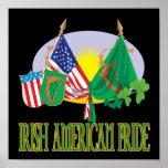 Irish American Pride Poster