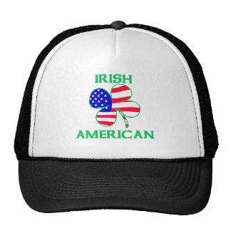 Irish American Shamrock Hat