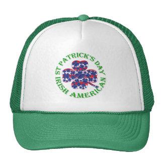 Irish American St Patrick's day Cap