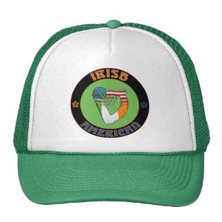 Irish American Trucker Hat