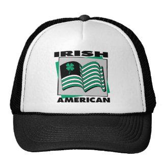 Irish American Trucker Hats