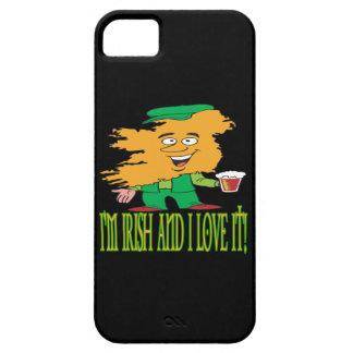 Irish And Love It iPhone 5 Case