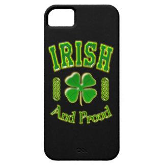 Irish And Proud iPhone 5 Cover