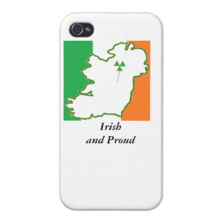 Irish and Proud iPhone Case iPhone 4/4S Cover