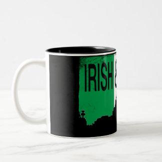 Irish and scouse mug