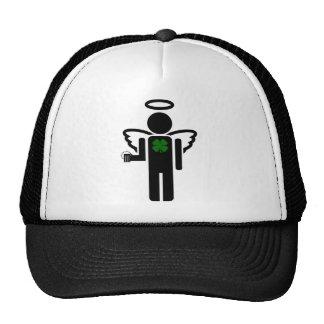 irish angel. trucker hat