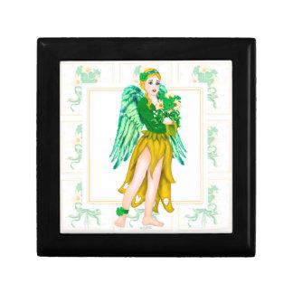 IRISH ANGEL CUTE GIFT BOX SMALL