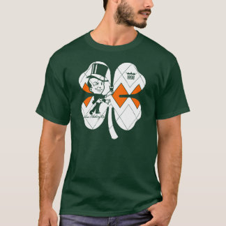 Irish Argyle (crisp artwork) T-Shirt