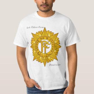 Irish Army badge for t-shirt