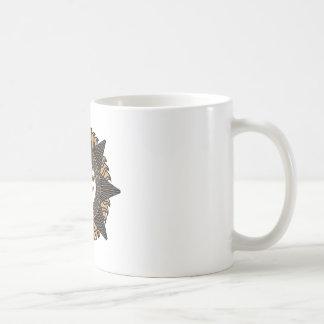 Irish Army Basic White Mug