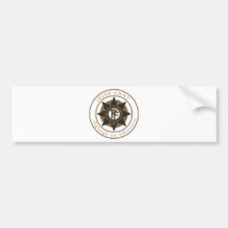 Irish Army Bumper Sticker
