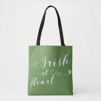 Irish At Heart Grocery Bag